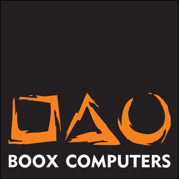 Boox Computers Logo ,Logo , icon , SVG Boox Computers Logo