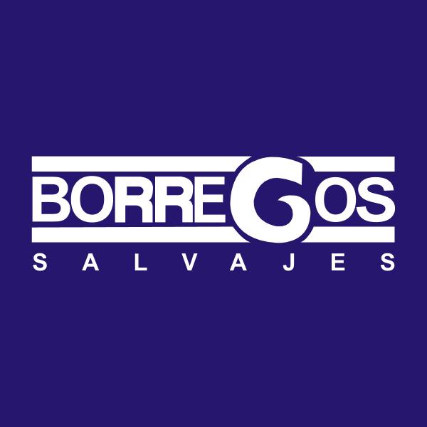Borregos Salvajes_font Logo ,Logo , icon , SVG Borregos Salvajes_font Logo
