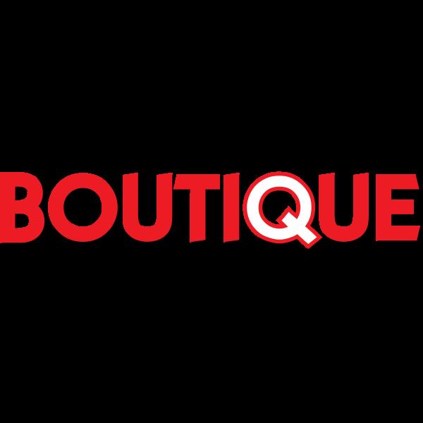 BOUTIQUE Logo ,Logo , icon , SVG BOUTIQUE Logo