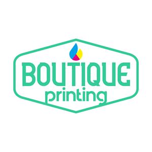 BOUTIQUE PRINTING Logo ,Logo , icon , SVG BOUTIQUE PRINTING Logo
