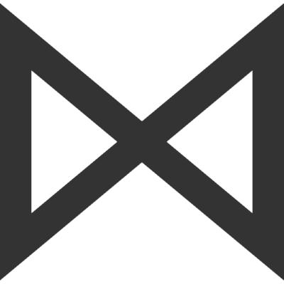 bowtie ,Logo , icon , SVG bowtie