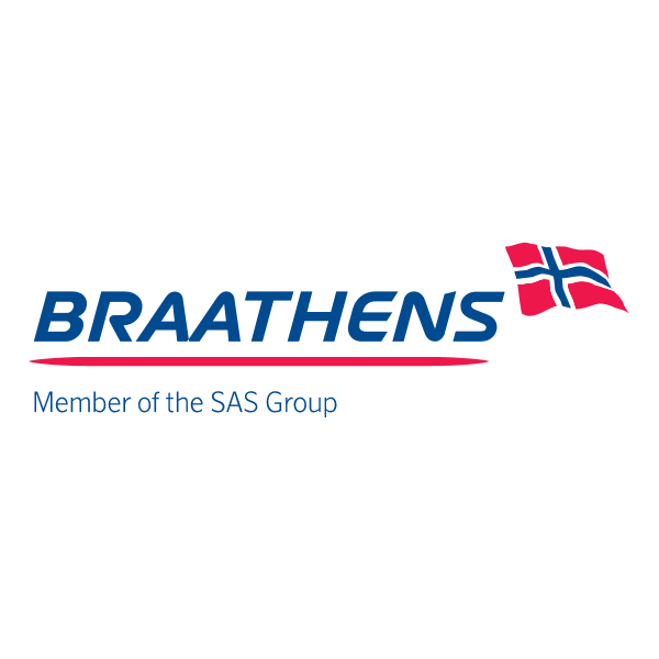 Braathens Logo ,Logo , icon , SVG Braathens Logo