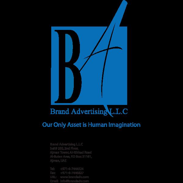 Brand Advertising Logo ,Logo , icon , SVG Brand Advertising Logo