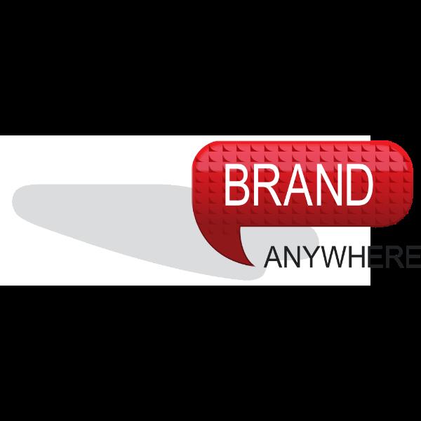 Brand Anywhere Logo ,Logo , icon , SVG Brand Anywhere Logo