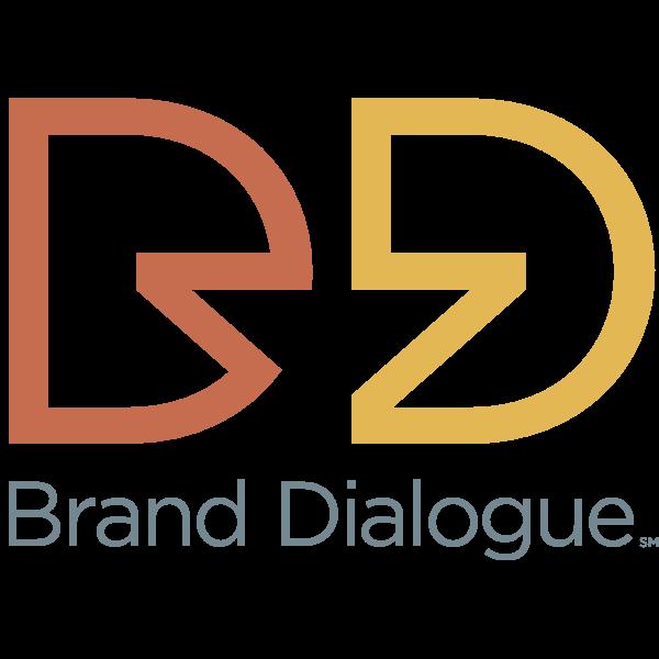 Brand Dialogue Logo ,Logo , icon , SVG Brand Dialogue Logo