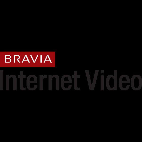 Bravia Internet Video Logo ,Logo , icon , SVG Bravia Internet Video Logo