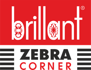 Brillant Zebra Corner Logo ,Logo , icon , SVG Brillant Zebra Corner Logo
