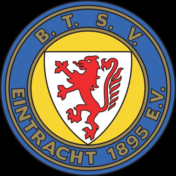 BTSV Eintracht Braunschweig Logo ,Logo , icon , SVG BTSV Eintracht Braunschweig Logo