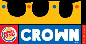 Burger King Crown Logo ,Logo , icon , SVG Burger King Crown Logo