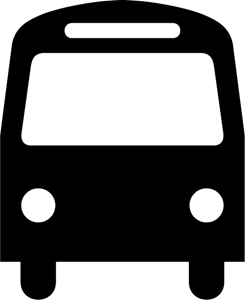 BUS STATION SIGN Logo ,Logo , icon , SVG BUS STATION SIGN Logo