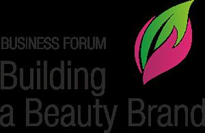 Business Forum Building a Beauty Brand Logo ,Logo , icon , SVG Business Forum Building a Beauty Brand Logo