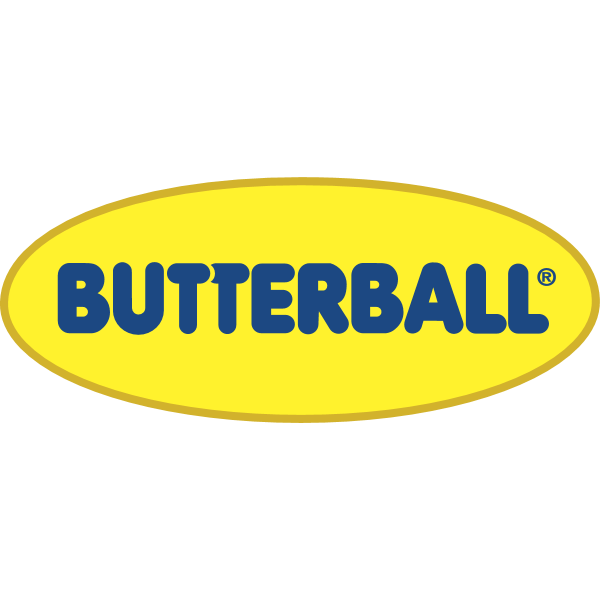 BUTTERBALL BRAND 1 ,Logo , icon , SVG BUTTERBALL BRAND 1