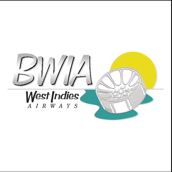 BWIA West Indies Airways Logo ,Logo , icon , SVG BWIA West Indies Airways Logo