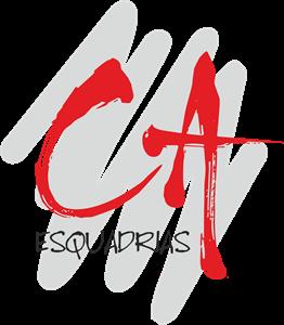 C.A. Esquadrias Logo ,Logo , icon , SVG C.A. Esquadrias Logo
