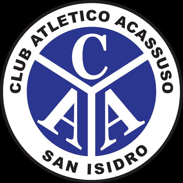 CA Acassuso Logo ,Logo , icon , SVG CA Acassuso Logo