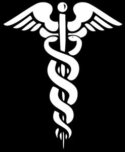 caduceo veterinario Logo ,Logo , icon , SVG caduceo veterinario Logo