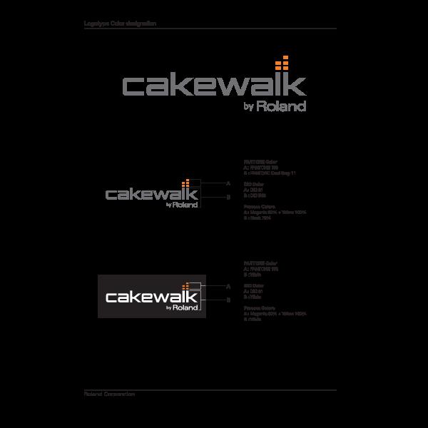 Cakewalk Color Designation Logo ,Logo , icon , SVG Cakewalk Color Designation Logo
