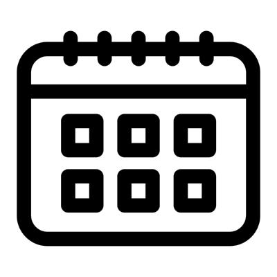 calendar ,Logo , icon , SVG calendar