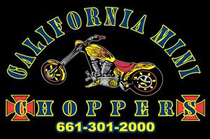 California Mini Choppers Logo ,Logo , icon , SVG California Mini Choppers Logo