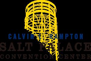 Calvin L. Rampton Salt Palace Convention Center Logo ,Logo , icon , SVG Calvin L. Rampton Salt Palace Convention Center Logo