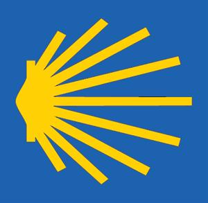 Caminho de Santiago Logo ,Logo , icon , SVG Caminho de Santiago Logo