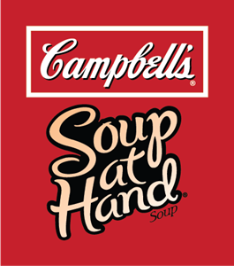 Campbell's Soup at Hand Logo ,Logo , icon , SVG Campbell's Soup at Hand Logo