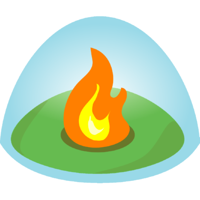 campfire ,Logo , icon , SVG campfire