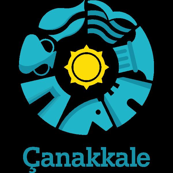 Çanakkale Turizm Logosu Logo ,Logo , icon , SVG Çanakkale Turizm Logosu Logo