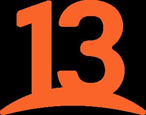 Canal 13 Chile 2018 Logo ,Logo , icon , SVG Canal 13 Chile 2018 Logo