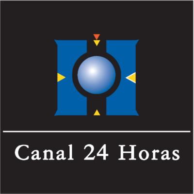 Canal 24 Horas TV Logo ,Logo , icon , SVG Canal 24 Horas TV Logo