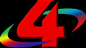 Canal 4 Nicaragua Logo ,Logo , icon , SVG Canal 4 Nicaragua Logo