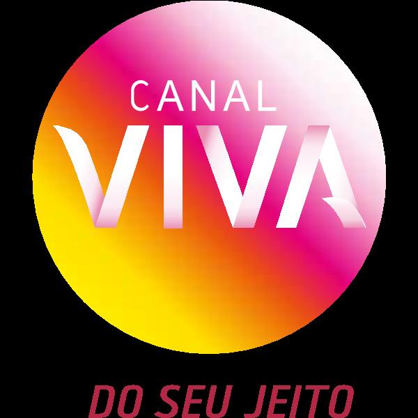 Canal Viva Logo ,Logo , icon , SVG Canal Viva Logo
