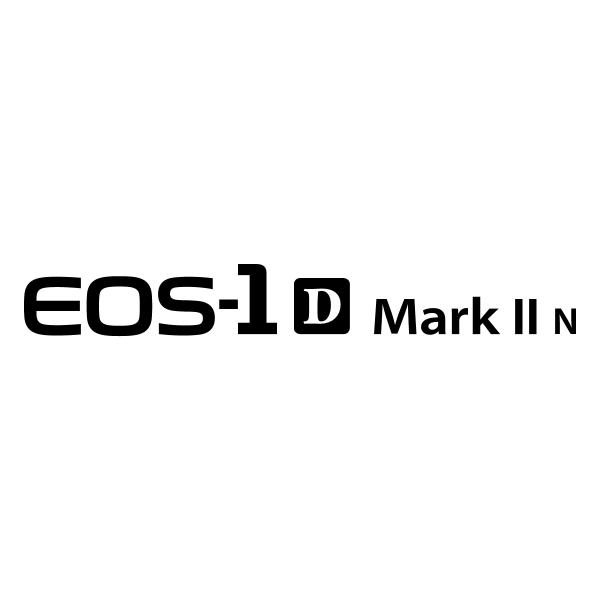 Canon EOS 1D Mark II n Logo ,Logo , icon , SVG Canon EOS 1D Mark II n Logo