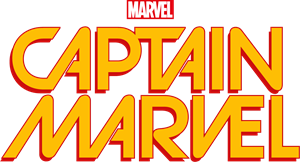 Captain Marvel Comic Book Logo ,Logo , icon , SVG Captain Marvel Comic Book Logo