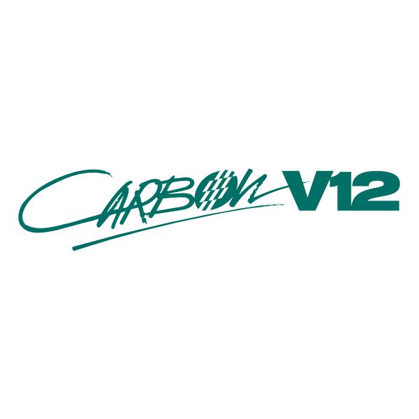 Carbon V12 Logo ,Logo , icon , SVG Carbon V12 Logo