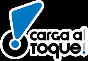Carga al Toque Logo ,Logo , icon , SVG Carga al Toque Logo