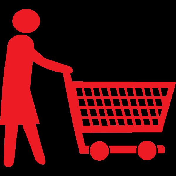 Carrinho de Compras Logo ,Logo , icon , SVG Carrinho de Compras Logo