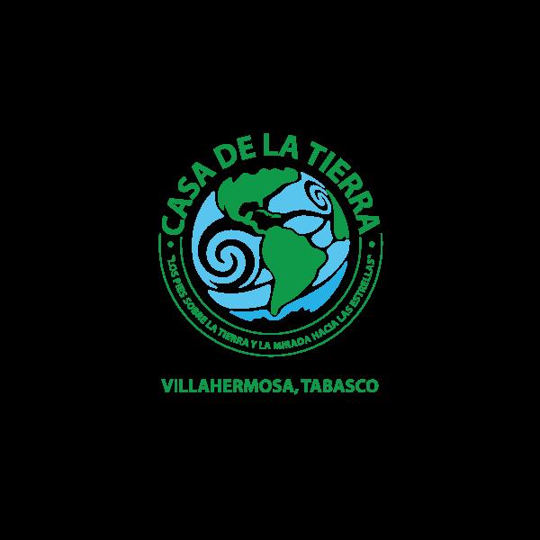 Casa de la Tierra Logo ,Logo , icon , SVG Casa de la Tierra Logo