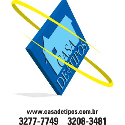 Casa de Tipos Bureau e Editora Logo ,Logo , icon , SVG Casa de Tipos Bureau e Editora Logo