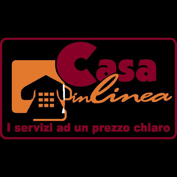 Casa in linea Logo ,Logo , icon , SVG Casa in linea Logo
