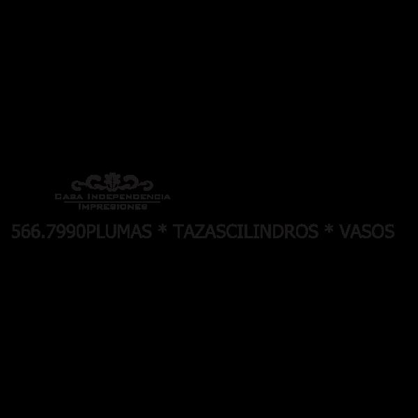 casa independencia impresiones Logo ,Logo , icon , SVG casa independencia impresiones Logo