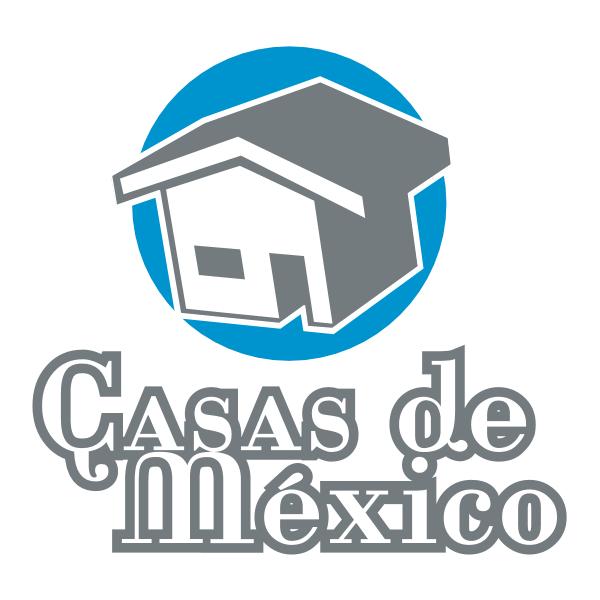 Casas de Mexico Logo ,Logo , icon , SVG Casas de Mexico Logo