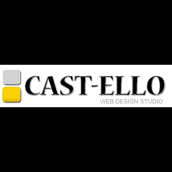Cast-ello Web Design Studio Logo ,Logo , icon , SVG Cast-ello Web Design Studio Logo