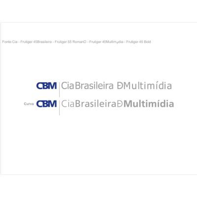 CBM – Cia Brasileira de Multimídia Logo ,Logo , icon , SVG CBM – Cia Brasileira de Multimídia Logo