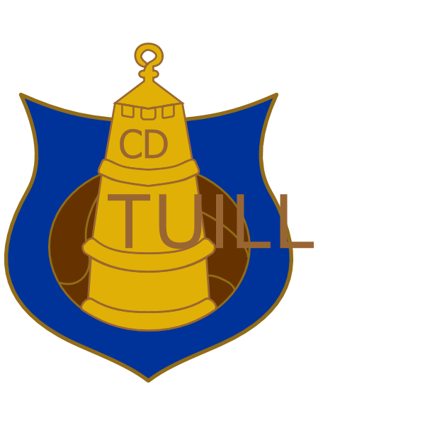 CD Tuilla Logo ,Logo , icon , SVG CD Tuilla Logo
