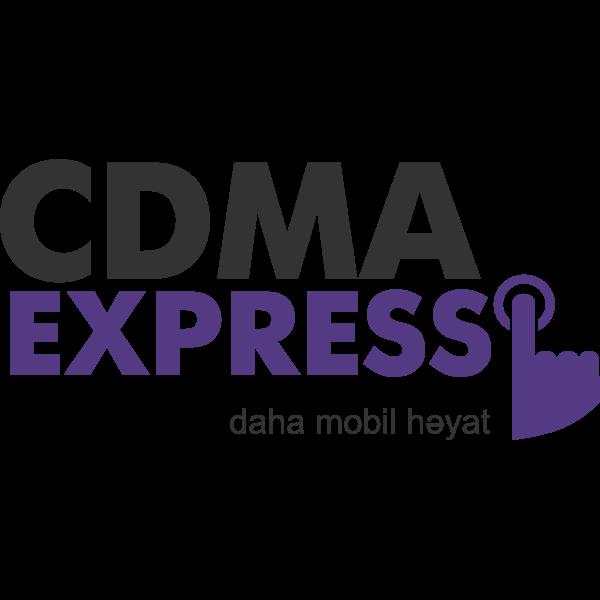 CDMA Express Logo ,Logo , icon , SVG CDMA Express Logo
