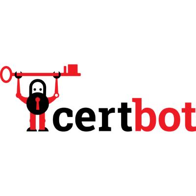 certbot ,Logo , icon , SVG certbot