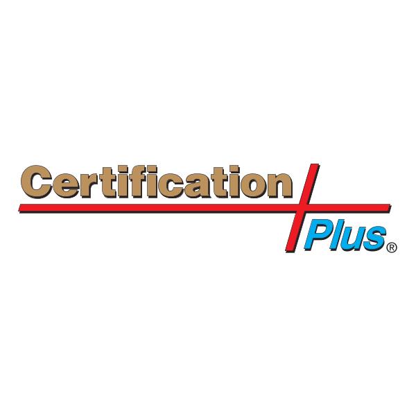 Certification Plus Logo ,Logo , icon , SVG Certification Plus Logo