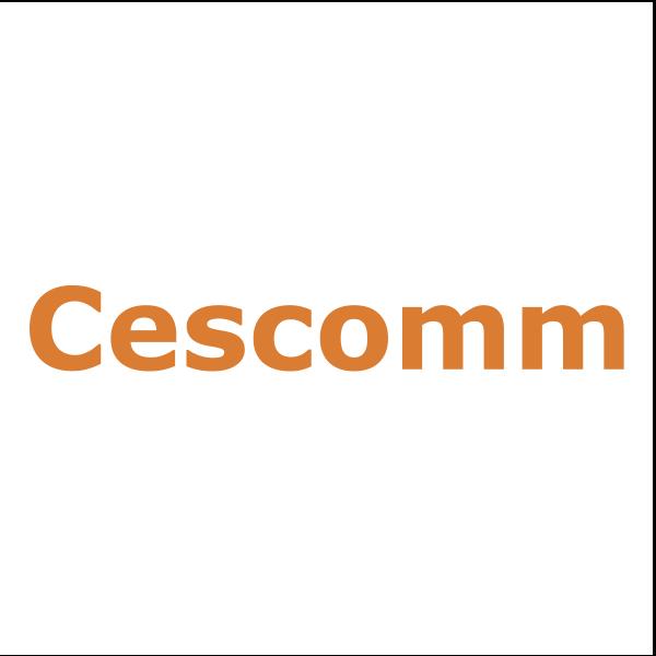 Cescomm Logo ,Logo , icon , SVG Cescomm Logo