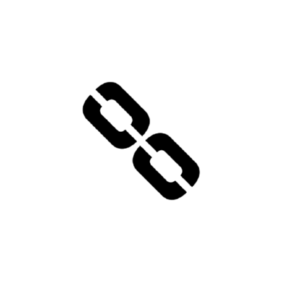 Chain ,Logo , icon , SVG Chain